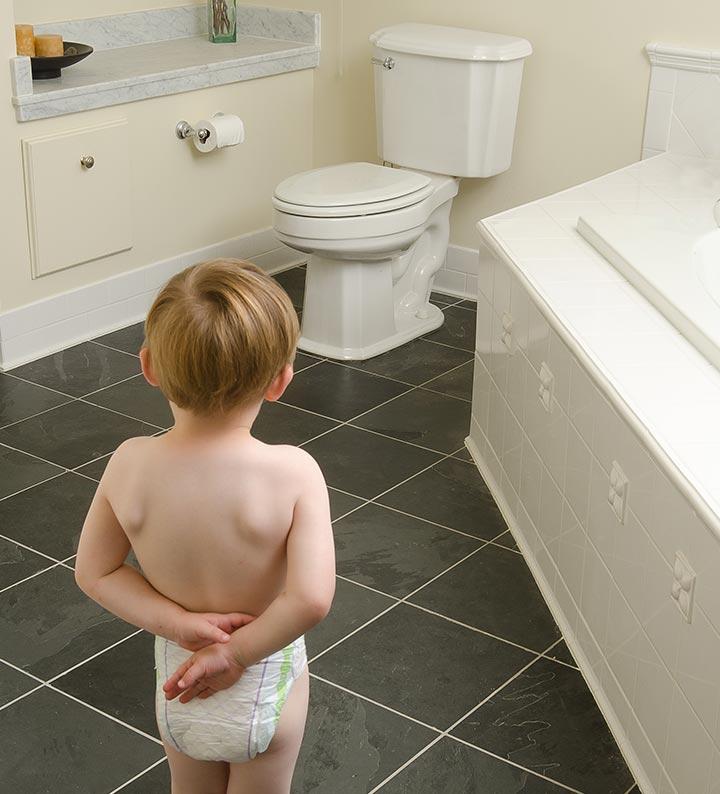 É verdade que as meninas vão ao banheiro antes dos meninos?