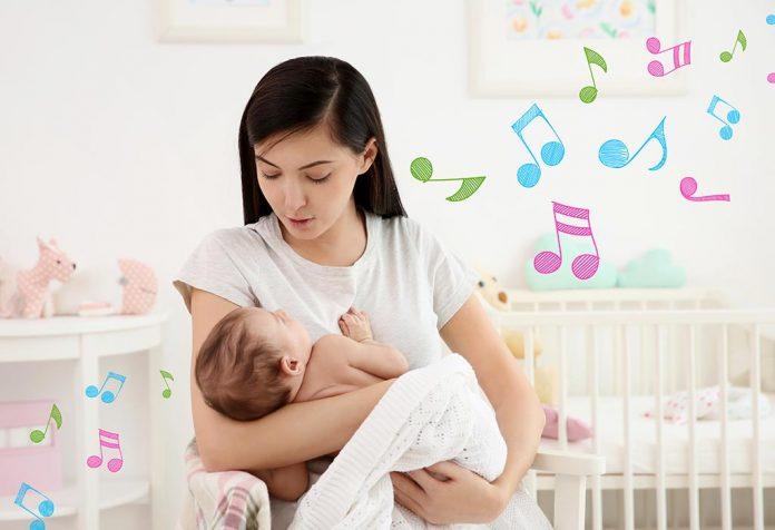 10 canções de ninar relaxantes para os bebês dormirem