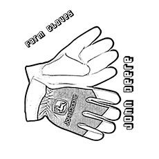 Uma mão na luva