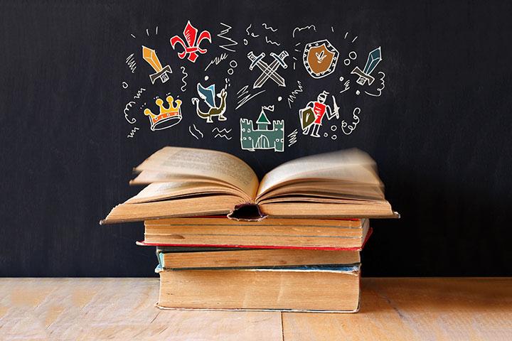 Livros de aventura para adolescentes