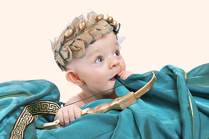 Nomes de bebês inspirados na mitologia grega
