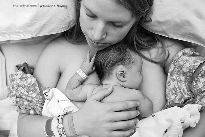 Fotos de trabalho cru que farão você cumprimentar mães