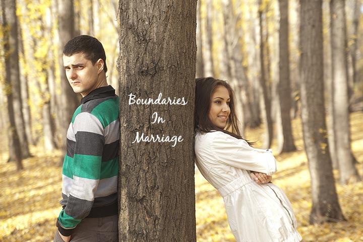 Limites essenciais no casamento