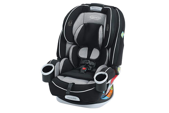 Assento de carro conversível Graco 4Ever 4-em-1