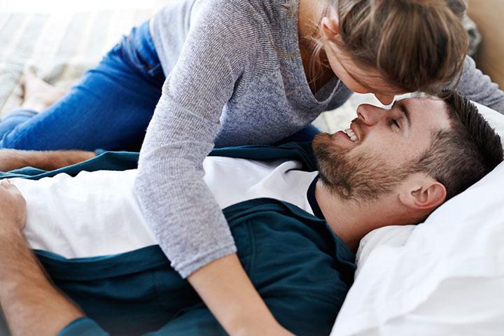 As melhores posições sexuais para engravidar rapidamente