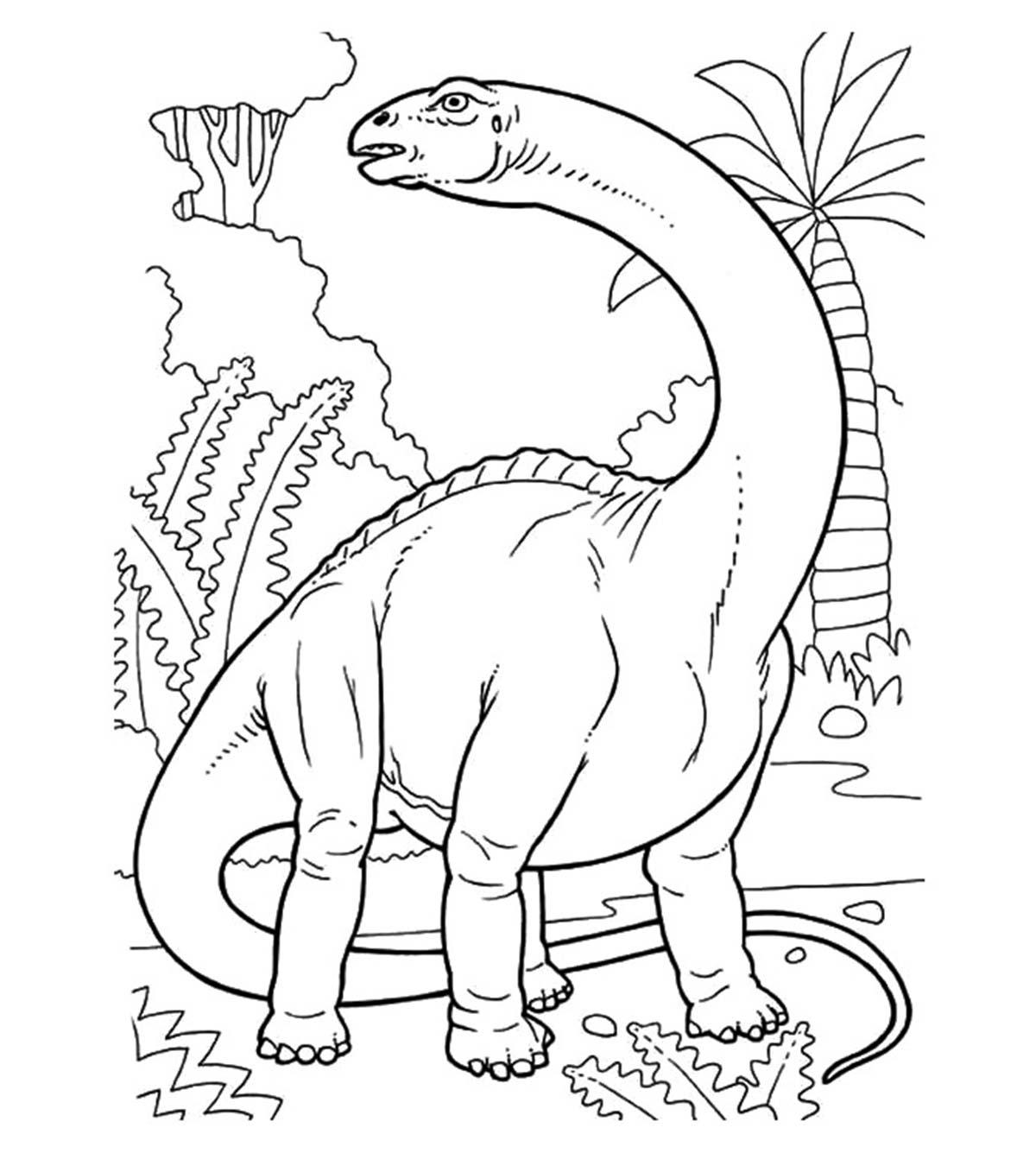 Dinossauro único