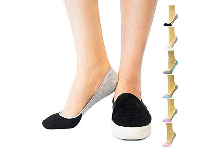 Trinta e meia meias femininas premium
