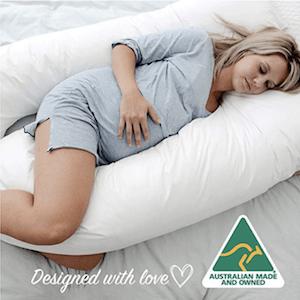 Travesseiro de gravidez na Austrália