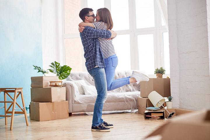 A decisão de comprar uma casa