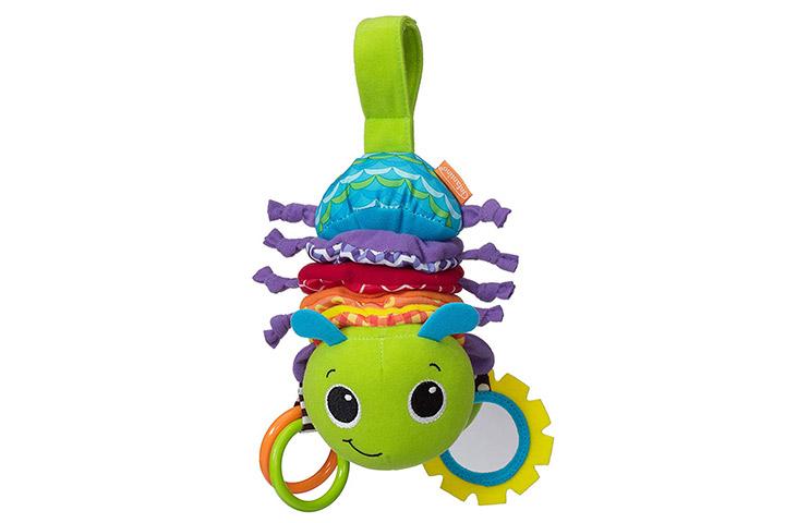 Abraço infantil e rebocador musical Bug