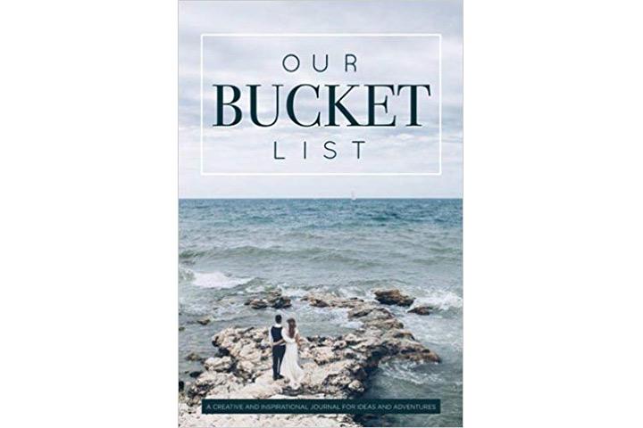 Nossa Lista de Desejos Um diário criativo e inspirador para idéias e aventuras para casais