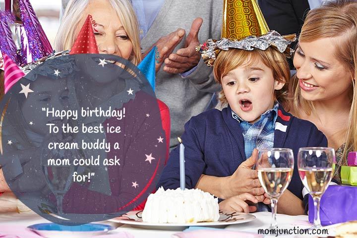 Mensagem de aniversário para o filho