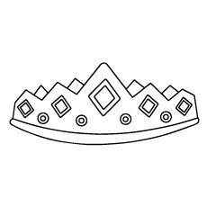 coroa de diamante