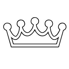 coloração simples da coroa