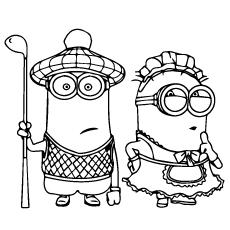 Desenhos de Tim Boy e Tim Girl para colorir