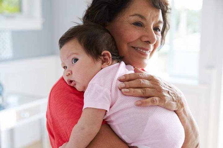 Especialista em acalmar o bebê