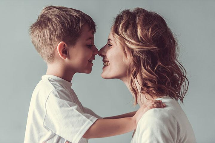 Os homens precisam de suas mães