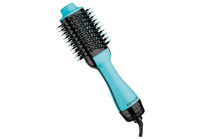 Revlon Escova de ar quente e secador de cabelo de uma etapa