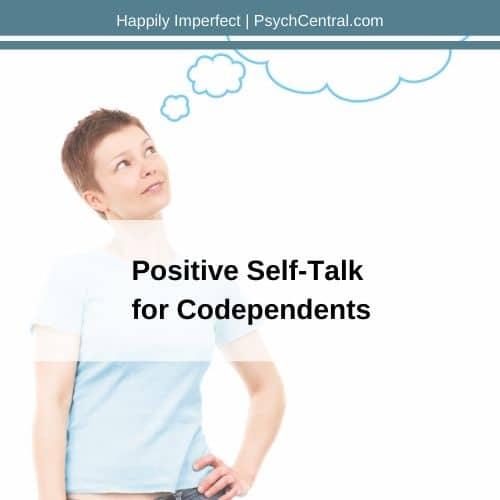 Diálogo interno positivo para co-dependentes