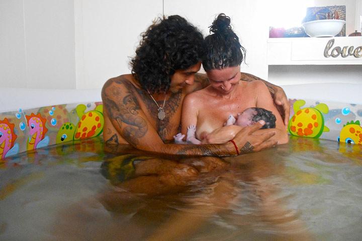 Por que mais mulheres optam por um banho de água?