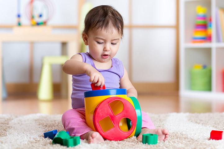 Classificação de brinquedos