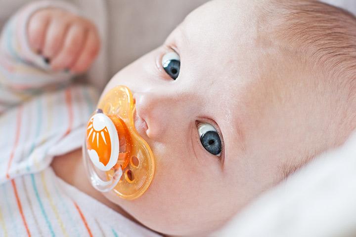 Chupeta De Alimentação Do Bebê Chupeta