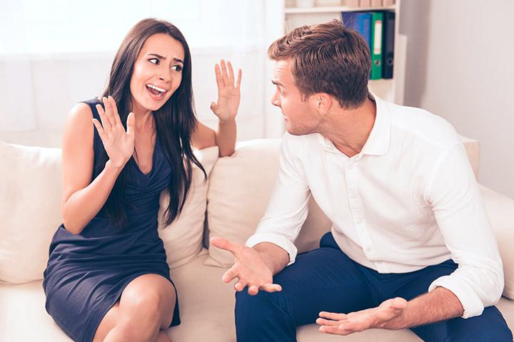 Por que os casais discutem sobre pequenas coisas