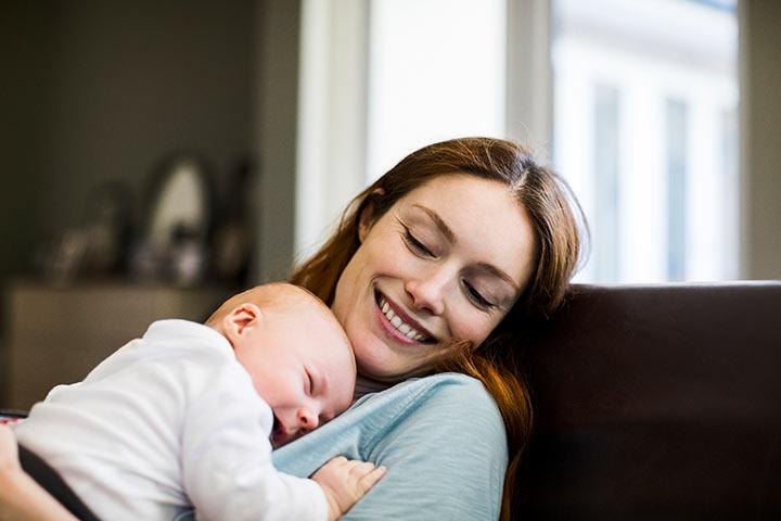 Não tenha medo de estragar seu bebê