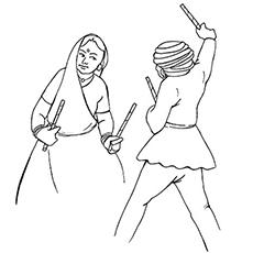 A-Famosa-Dandiya-Dance