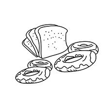 Bagel e pão 17