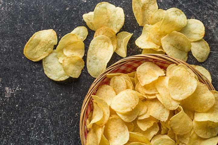 2. batatas fritas