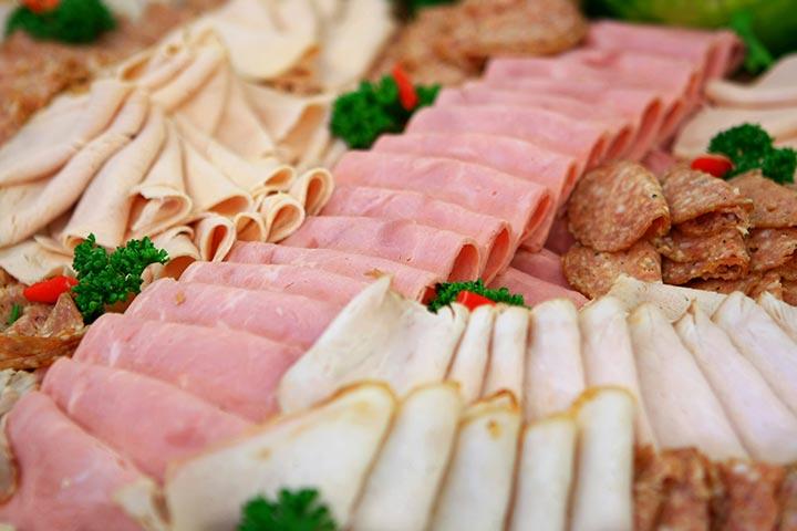 3. Carnes congeladas processadas