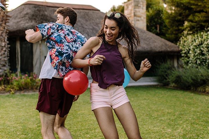 Jogos de correspondência de balão