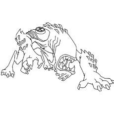 O cachorro selvagem