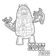 Sondas de robô