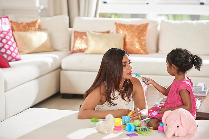 Você deve incluir todos os grupos de alimentos na dieta do seu filho