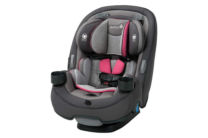 Segurança 1st - Grow and Go 3 em 1 assento de carro conversível