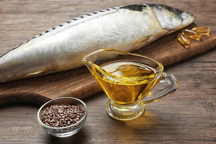 Óleo de fígado de peixe