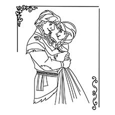 Princesa Anna e Kristoff 16