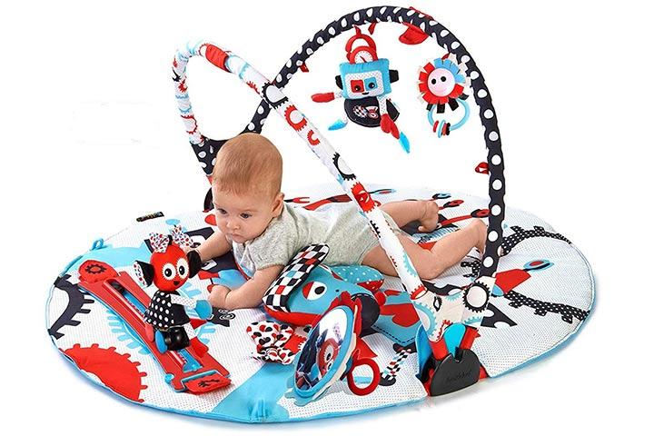 Yookidoo Baby Gym e Play Mat
