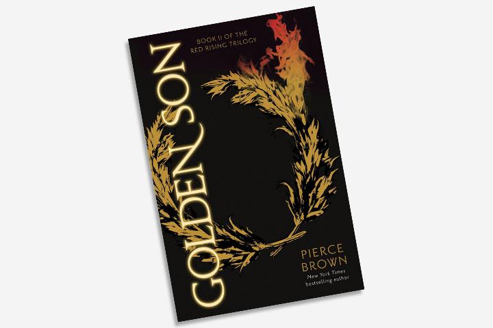 Livros de aventura para adolescentes - Golden Son