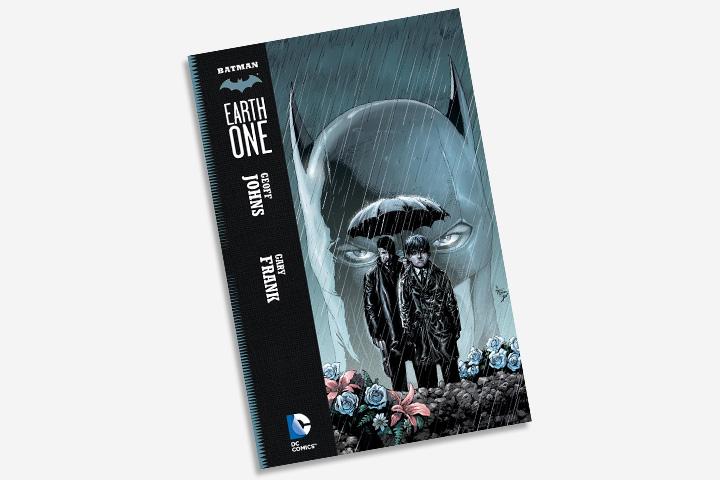 Livros de aventura para adolescentes - Batman Earth One