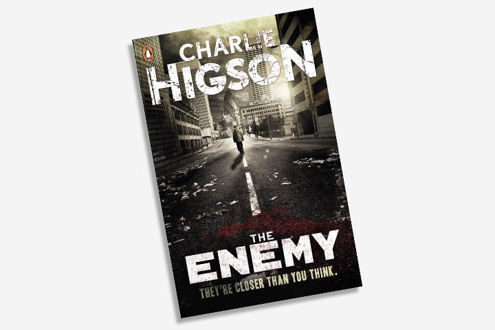 Livros de aventura para adolescentes - O inimigo