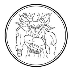 Goku Desenho