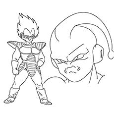 Anime Vegeta, o Príncipe