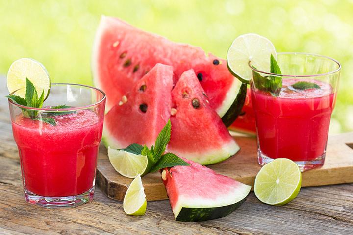 Fresh Aqua Melon