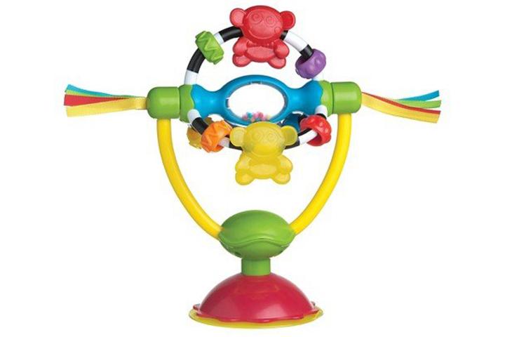 Spinning Playgro Cadeira de Brinquedo - Multicolor