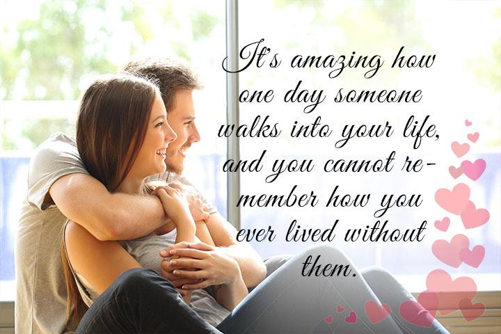 citações do casamento amor