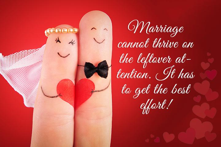 Provérbios breves e citações do casamento