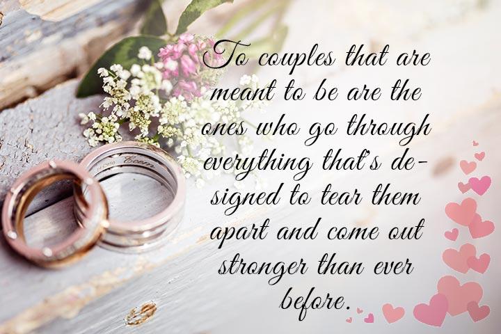 citações sobre a vida de casado